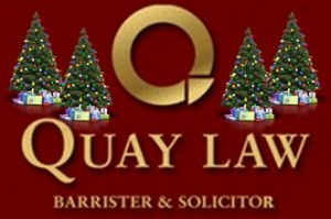 Merry Christmas from your Auckland law firm, lawyers
