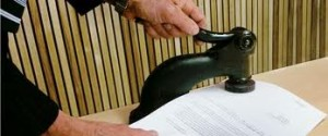 Notary services at Quay Law Auckland lawyers