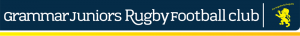 grammar_junior rugby club banner